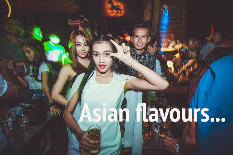 thai local night club